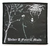 Darkthrone - 'Under a Funeral Moon' Woven Patch